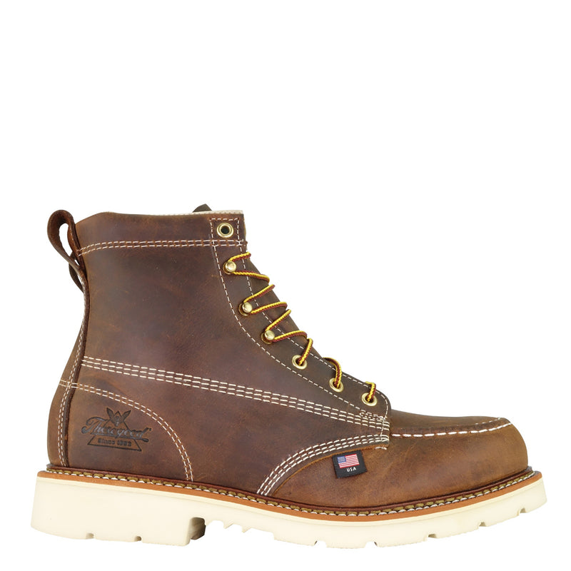 Thorogood 804-4375 American Heritage Trail Crazyhorse Work Boots