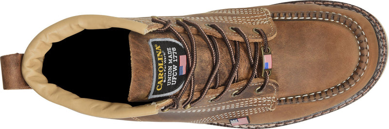 Carolina CA7811 Amp USA Steel Toe Work Boots