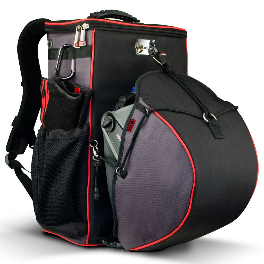 Black Stallion #GB100 Extreme Welders Gear Backpack