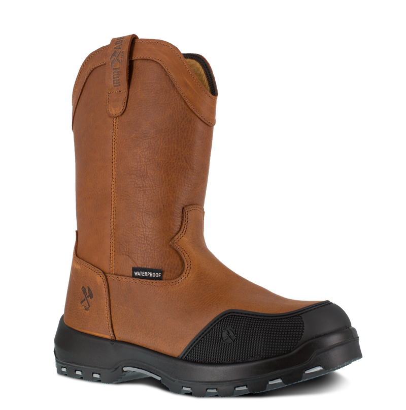 Iron Age IA0190 Immortalizer Crack Resistant Concrete Work Boots