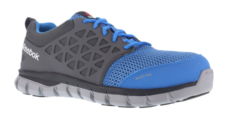 Reebok RB4040 Sublite Cushion Work Men's Alloy Shoes