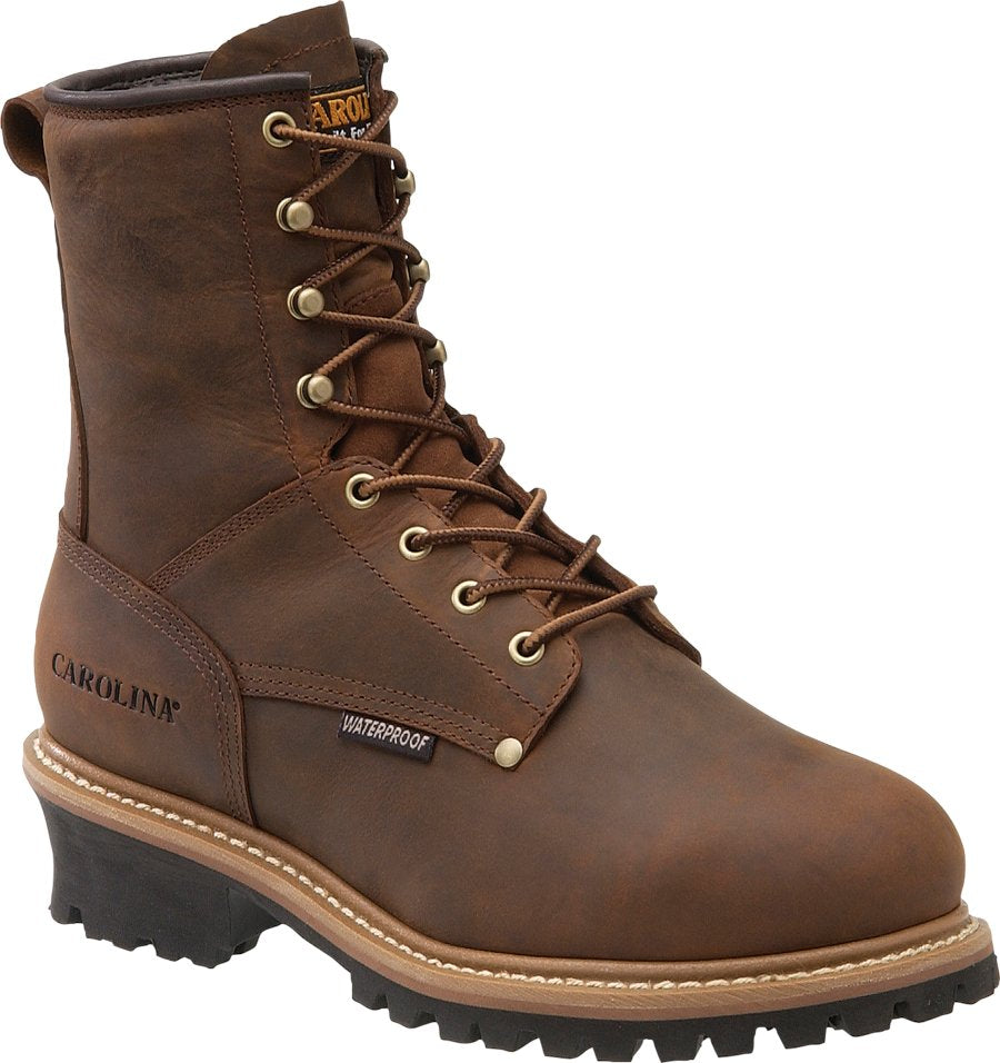 Carolina CA7821 Logger Internal Metguard Work Boots