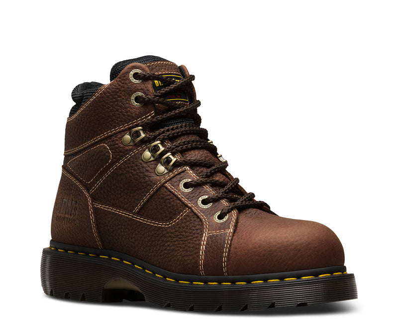 Dr. Martens R12721200 Ironbridge Steel Toe Work Boots