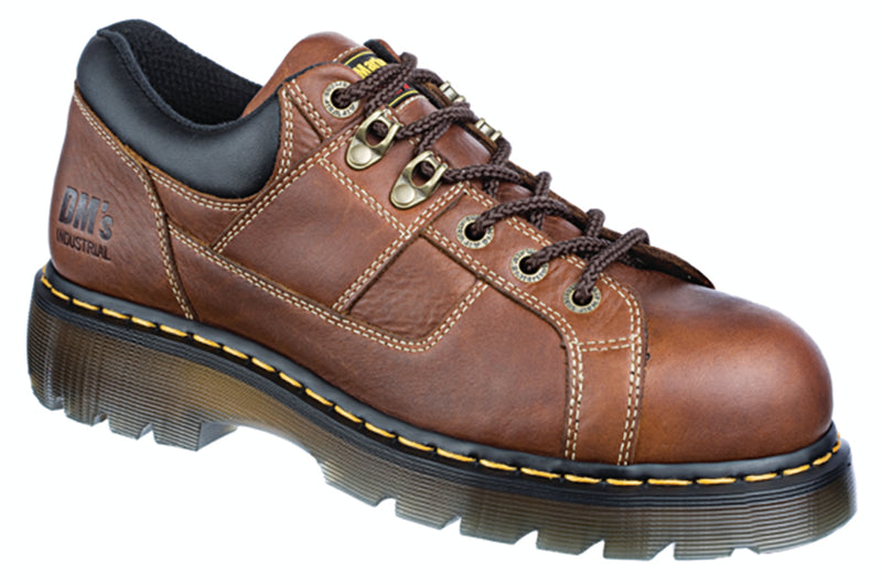 Dr. Martens R12728200 Teak Heritage Gunby Lace-to-Toe Oxford Shoes