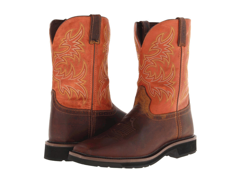 Justin WK4812 Stampede Composite Toe Work Boots