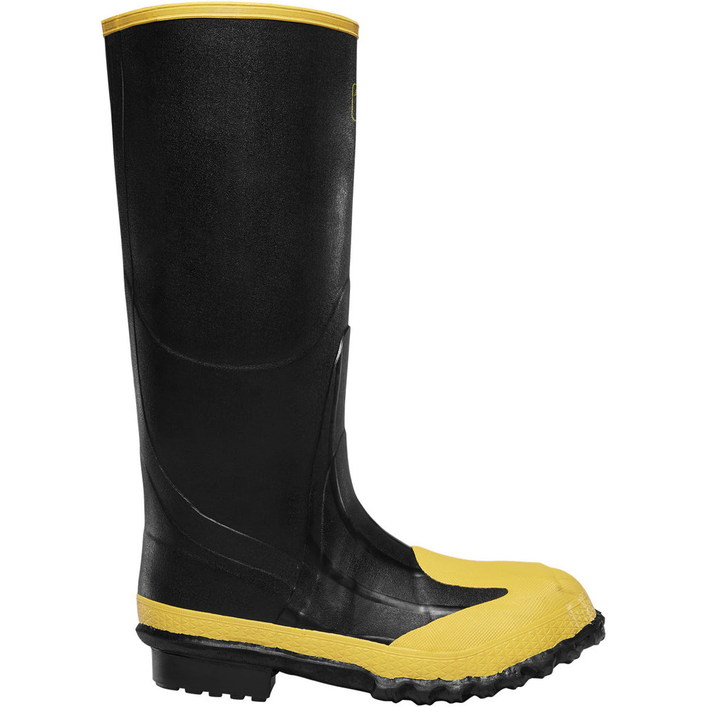 Quad City Safety Boots Meta-Pac Boots with Trac-Lite™ Outsoles