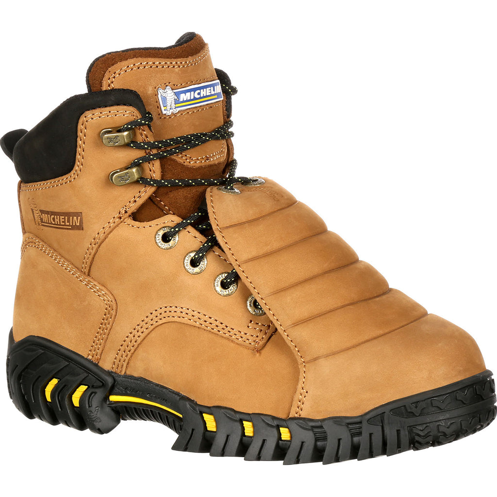 Quad City Safety Boots XPX761 Sledge MetGuard Protective Boots