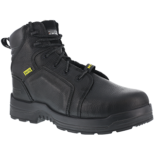 "Quad City Safety Boots RK6465 Men's/Women's 6"" Composite Toe with Internal Met Guard"