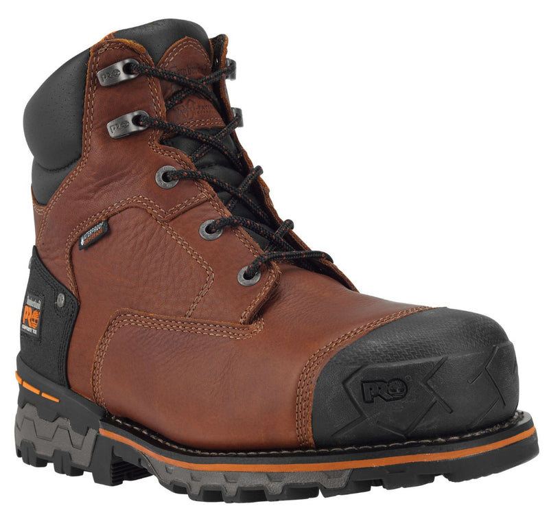 "Boondock 6"" Comp Toe Insulated Work Boots"