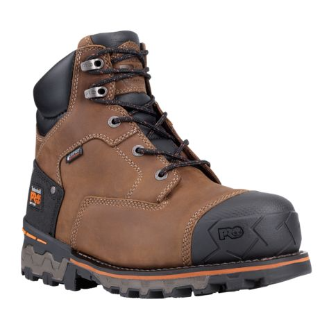 Timberland 92673 Boondock Soft Toe Work Boots