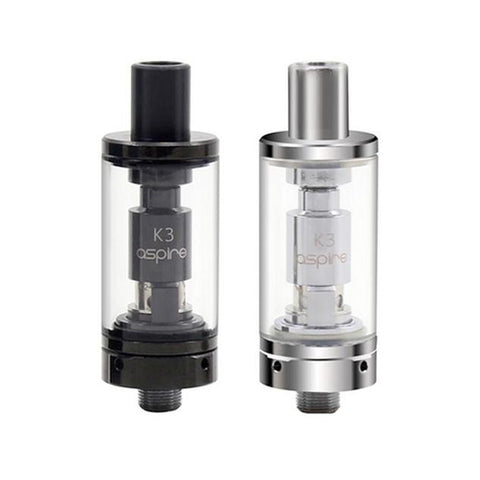 Aspire K3 Tank Tanks by Aspire - Vapour Generation | Electronic Cigarette & E-liquid Specialist | Kingswood & Keynsham, Bristol