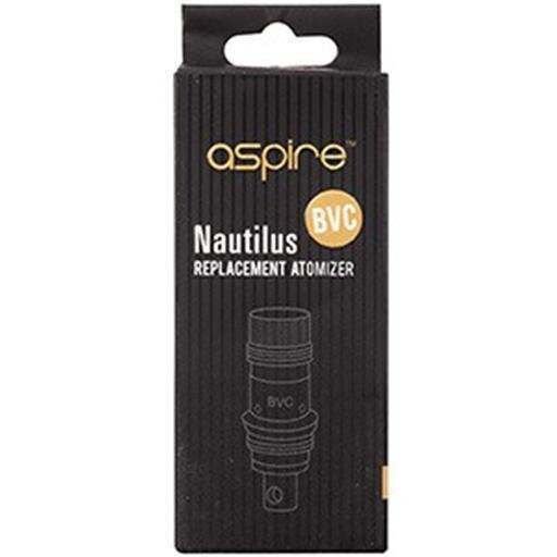 Aspire Nautilus Replacement Coils (Pack of 5) - Vapour Generation