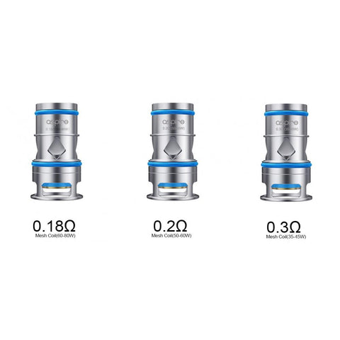 Aspire Odan Coils (Pack of 3) - Vapour Generation