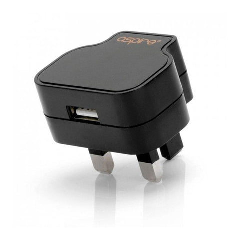 Aspire USB Mains Charger Chargers by Aspire - Vapour Generation | Electronic Cigarette & E-liquid Specialist | Kingswood & Keynsham, Bristol