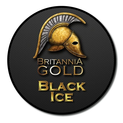 Black Ice 10ml by Britannia Gold - Vapour Generation
