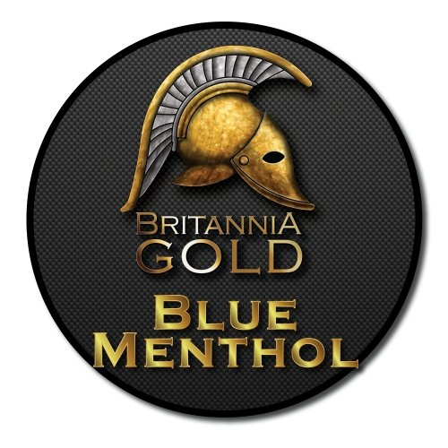Blue Menthol 10ml by Britannia Gold - Vapour Generation