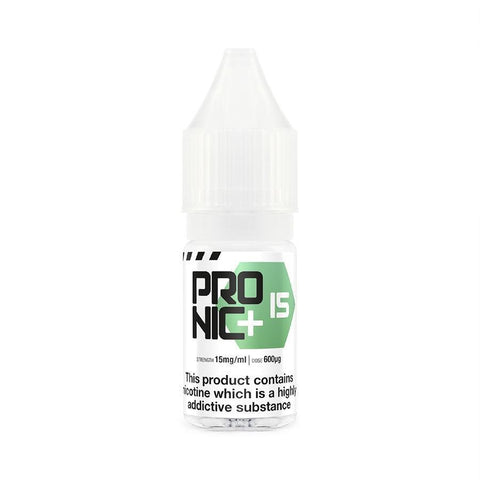 ProNic+ 15mg Nicotine Shot - Vapour Generation