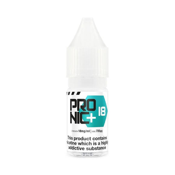 ProNic+ 18mg Nicotine Shot - Vapour Generation