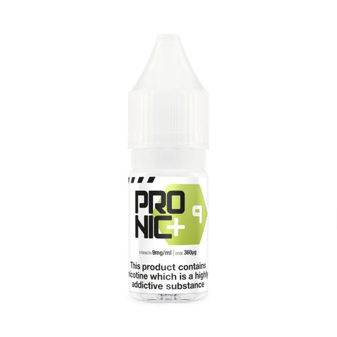 ProNic+ 9mg Nicotine Shot - Vapour Generation