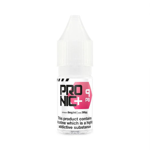 ProNic+ 9mg PG Nicotine Shot - Vapour Generation