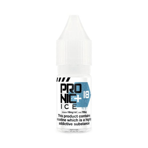 ProNic+ Ice 10ml Nicotine Shot - Vapour Generation (4505781108796)