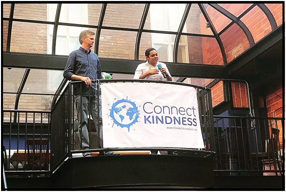 Connecting People And Nonprofits To Inspire Kindness