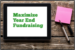 Maximize Year End Fundraising