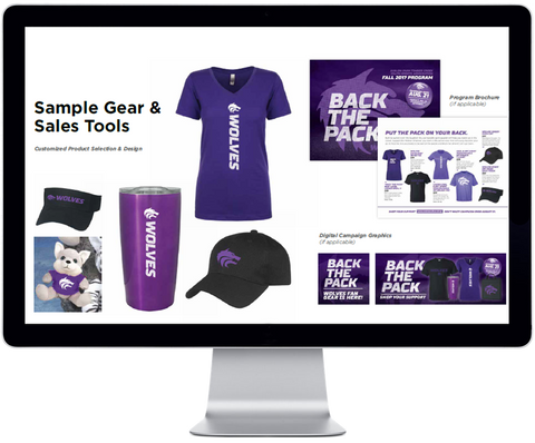 Give Back Nation GivingStore Product Examples