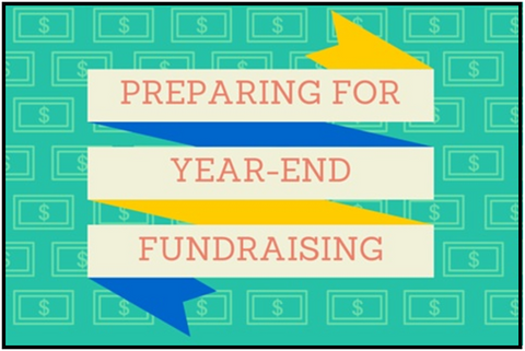 Be prepared for 2020 year end fundraising