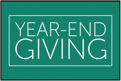 Be ready for end of year giving opportunities