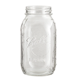wedding centerpiece mason jar
