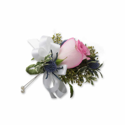 Tickled Pink Corsage