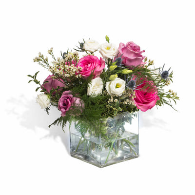 Tickled Pink Centerpiece