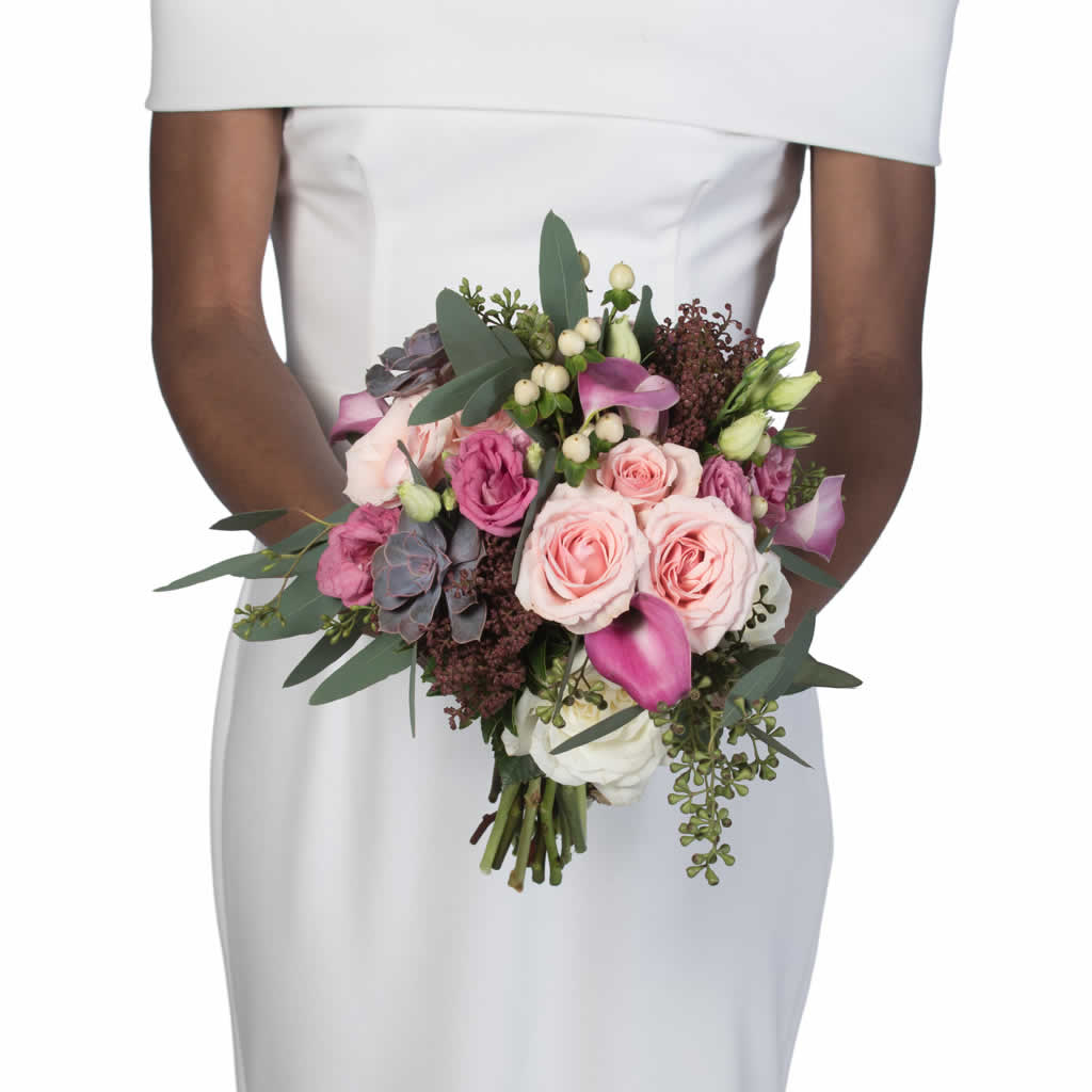 Champagne Cocktail Bridal Bouquet