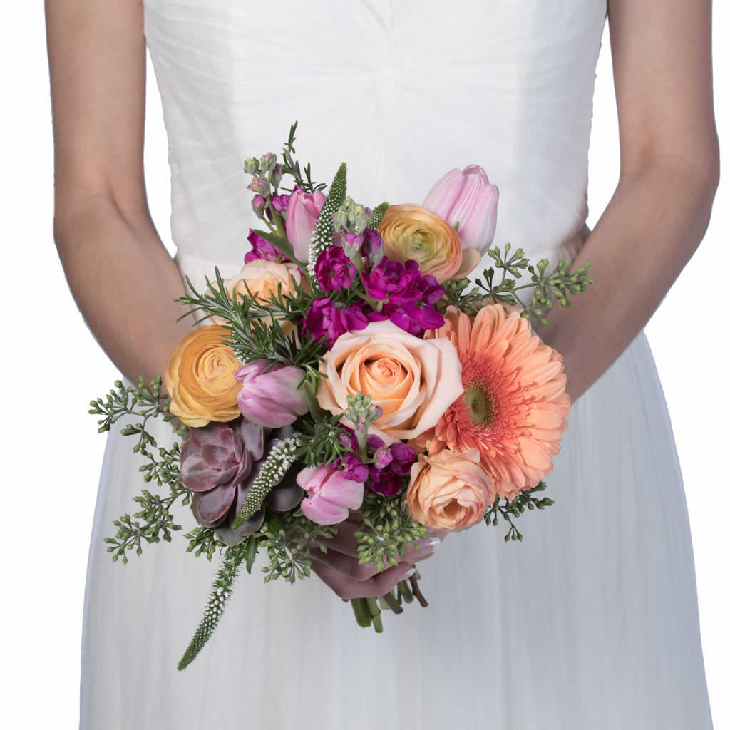 Exbury Bridal Bouquet