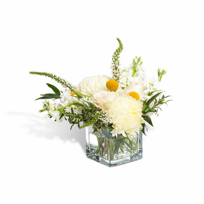 Formal Garden Centerpiece