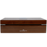 Rosewood 8 pc Kennett Wooden Watch Storage Box