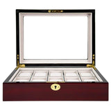 Kennett Watch Box 10 pc holder storage box
