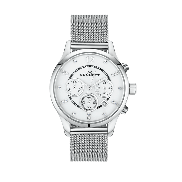 Kennett Lady Savro Silver Milanese