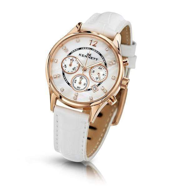 Lady Savro Watch - Rose Gold