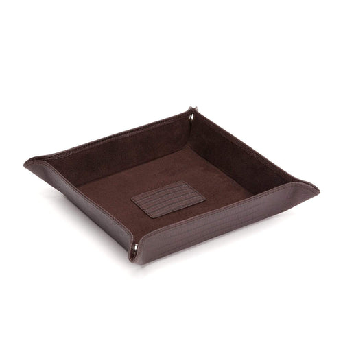 Wolf - Blake Collection - Coin Tray Brown