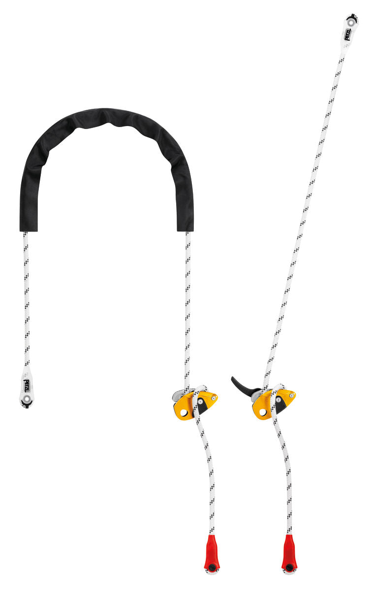 GRILLON Adjustable Lanyard / Horizontal Lifeline