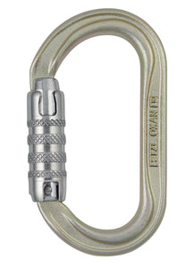 Oxan High Strength Oval Carabiner - Triact-Lock (Standard)
