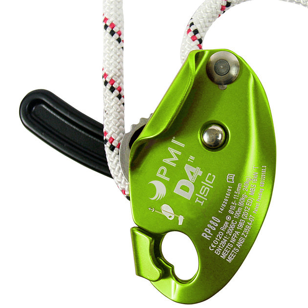 D4 Work/Rescue Descender - 11mm