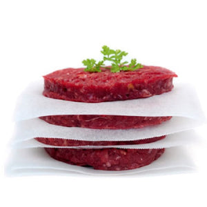 BISON BURGER PATTIES  12 x 8oz (6lbs)