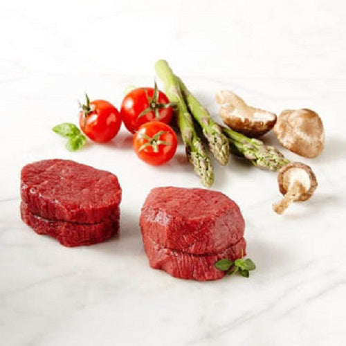 BISON MEDALLIONS 2 x 4oz  (1/2lbs)