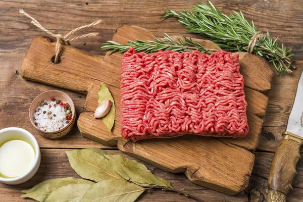 WILD BOAR MINCED MEAT (5LBS)