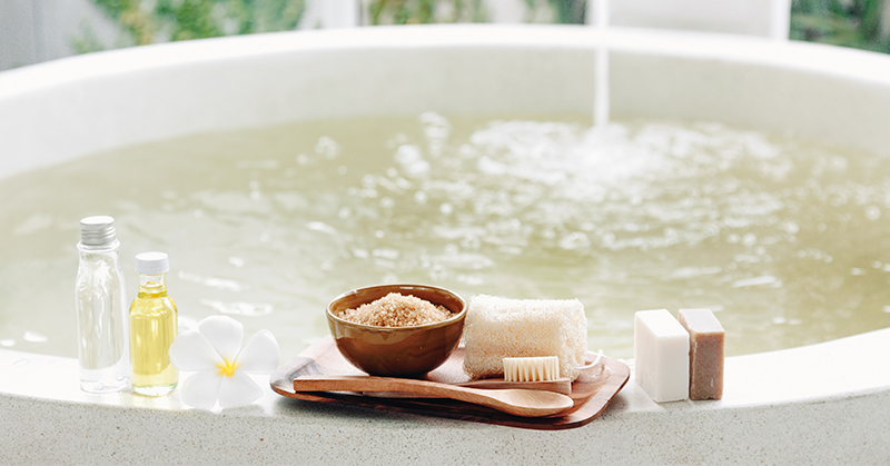 Detox Bath Recipes: 7 to Heal Your Body