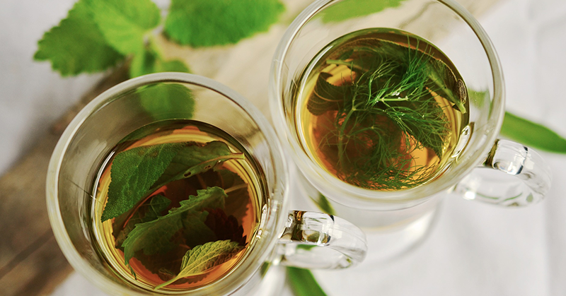 The 5 Best Detox Tea Recipes For Weight Loss