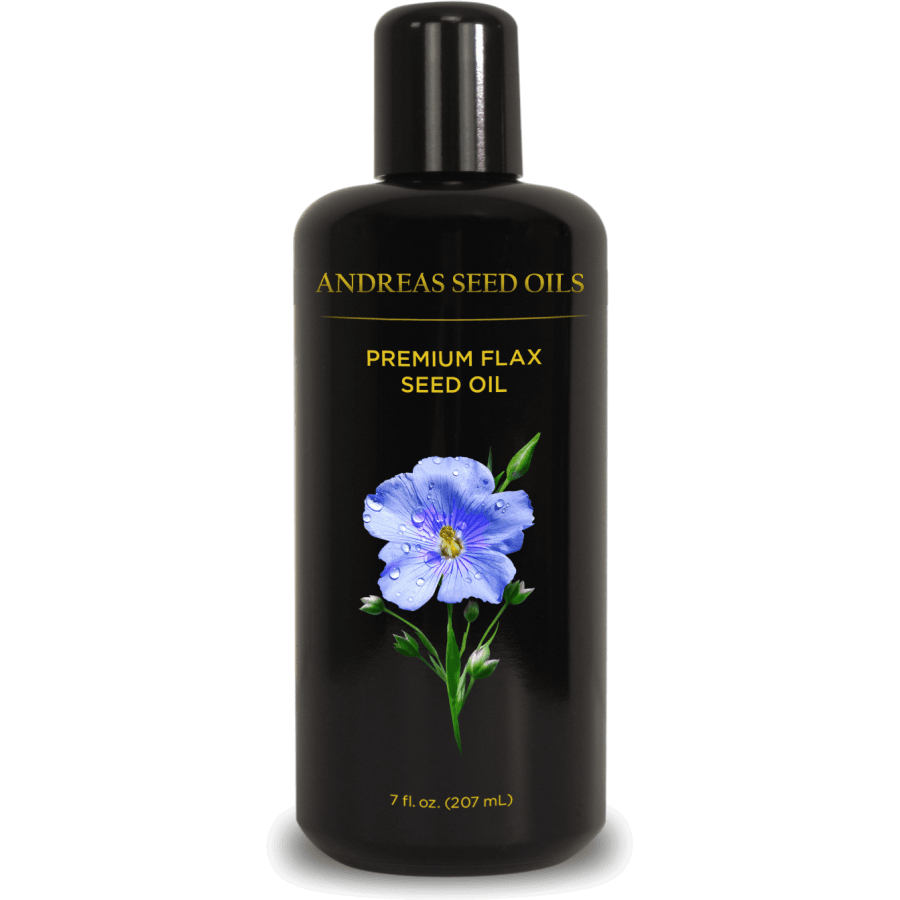 Linseed oil for hair 25